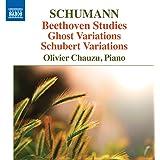 R. Schumann: Piano Variations