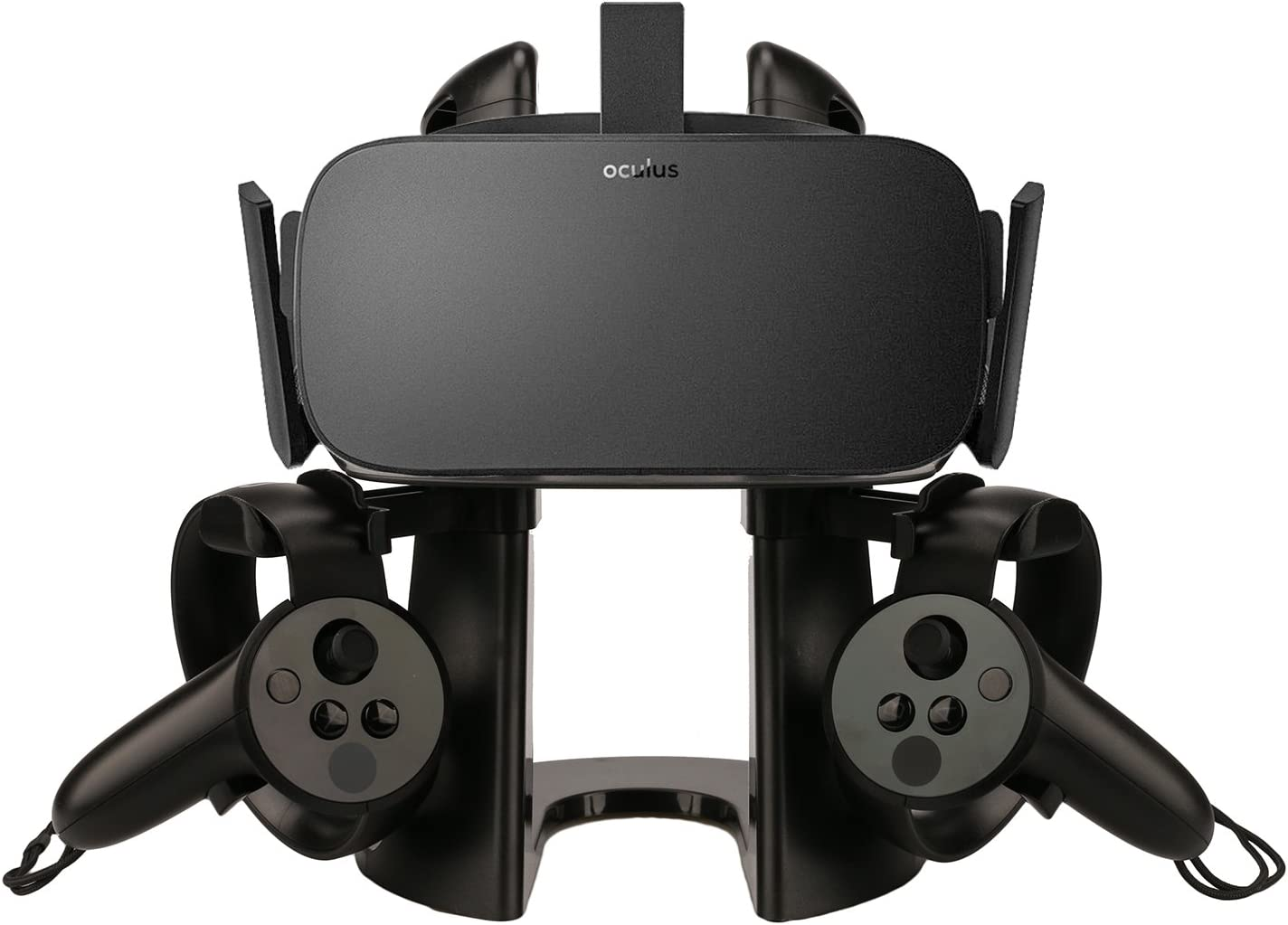 AMVR VR Stand, Headset Display Holder for Oculus Rift Headset and Touch Controller