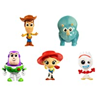 Amazon.com deals on Toy Story Disney Pixar 4 Minis 5-Pack GDL64