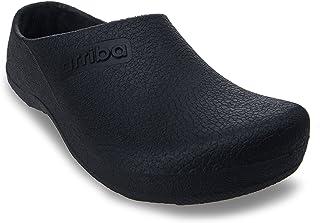 Arriba Men Women Unisex Non Slip Work Heavy Duty Slip On Shoe