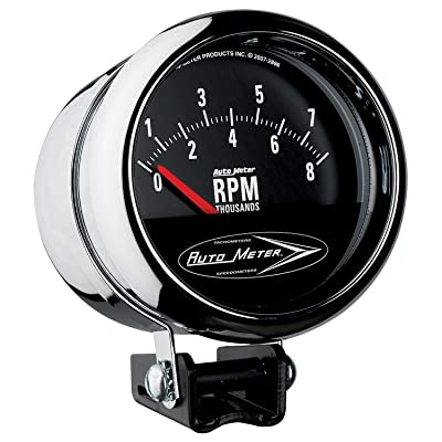 AUTO METER 2897 Performance Street Tachometer: Automotive