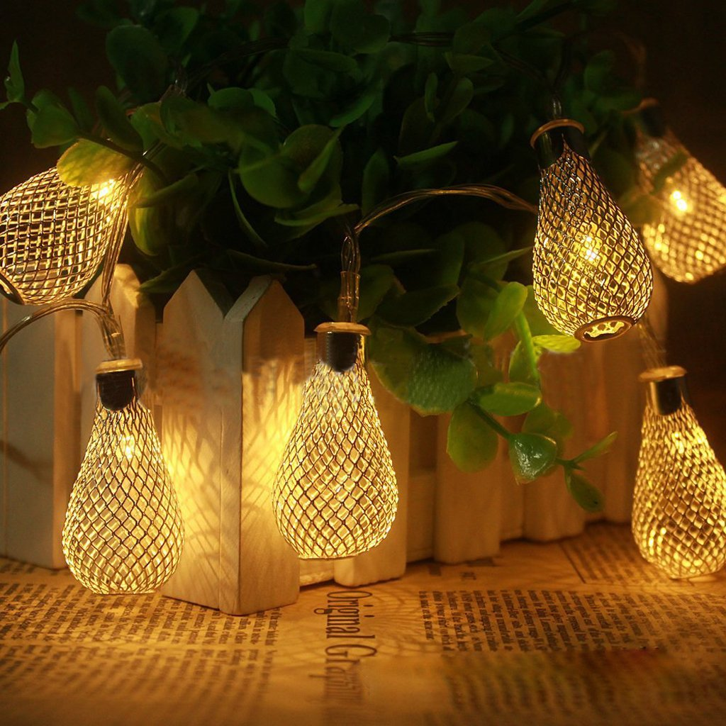 Buy generic 20 led 86inch battery operated diwali decor waterdrop buy generic 20 led 86inch battery operated diwali decor waterdrop string lamp lights 14014521mg online at low prices in india amazon junglespirit Images