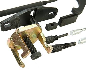 FreeTec - Herramientas de ajuste de motor, correa dentada, herramienta de bloqueo para Ford Focus, Fiesta, Mondeo: Amazon.es: Coche y moto