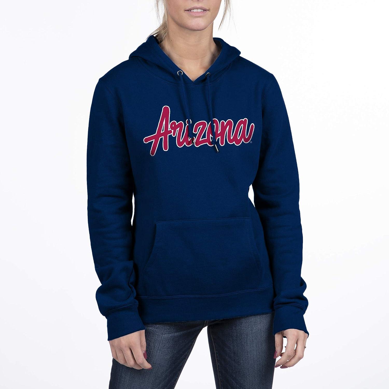 Top of the World NCAA Womens Essential Fleece Hoodie Sweatshirt