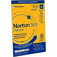 Norton 360 Deluxe 2020 | 5 Apparaten | 1 Jaar abonnement met automatische verlenging | Secure VPN en Password Manager…