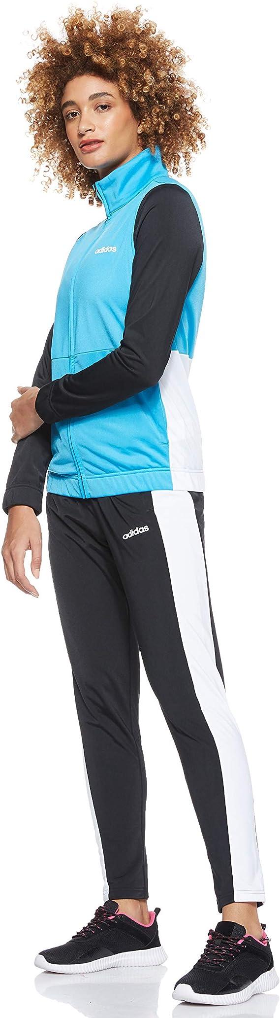 adidas WTS Plain Tric Chándal, Mujer: Amazon.es: Ropa y accesorios