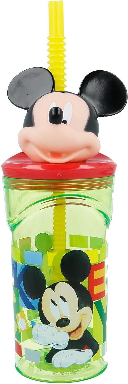 Stor Vaso FIGURITA 3D 360 ML   Mickey Mouse - Disney - Watercolors