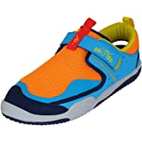 skoodo Kids Casual Sports Shoes (Boys and Girls 6-14 Years) - Angler Beta - Fiery Orange | Blue