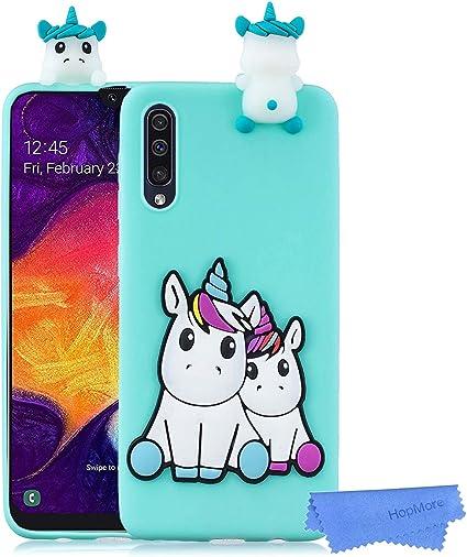 HopMore Mi A3 Compatible con Funda Xiaomi Mi A3 Silicona con Dibujos 3D Divertidas Carcasa Xiaomi A3 Resistente TPU Blando Case Fina Antigolpes Caso Dibujos Gracioso: Amazon.es: Electrónica