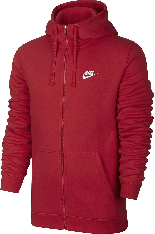 Nike Mens Sportswear Full Zip Club