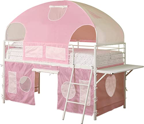 Coaster Home Furnishings Sweetheart Tent Loft Bed