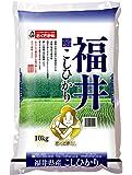 【精米】福井県 白米 コシヒカリ 10kg 平成30年産