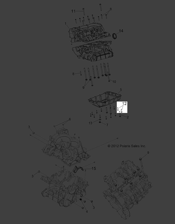 Polaris 2013-2018 Military Rzr4 Xp Mv 900 Military Rzr Xp Mv 900 Tandem Master Cylinder 1911982 New Oem