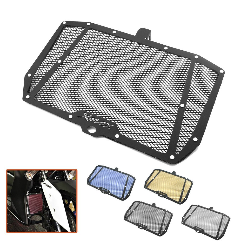 Heinmo Motorcycle CNC Aluminum Radiator Guard Grill Cover