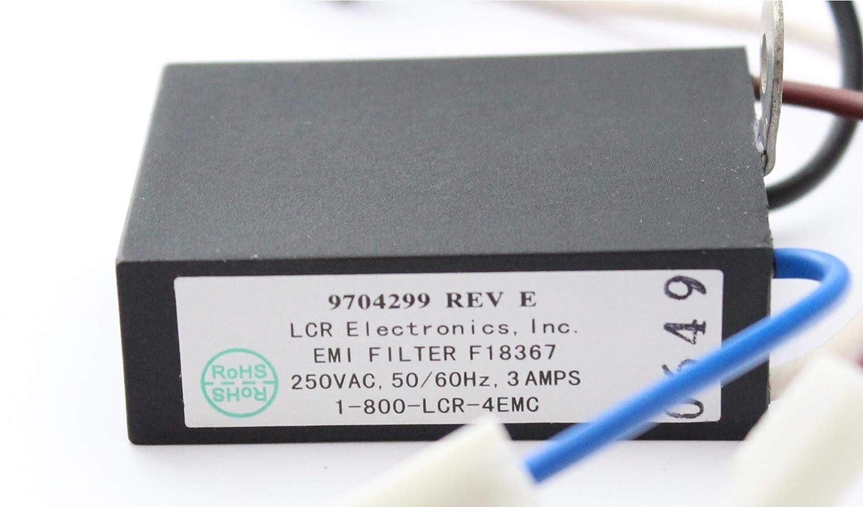 Kitchenaid 9704299 blender emi filtre