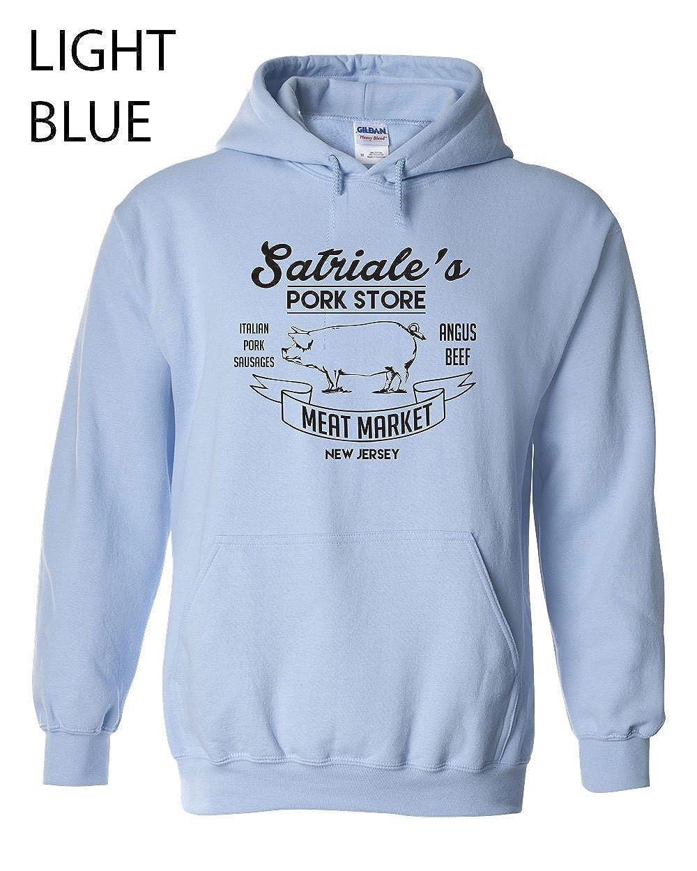 224 Satriales Funny Hooded Sweatshirt