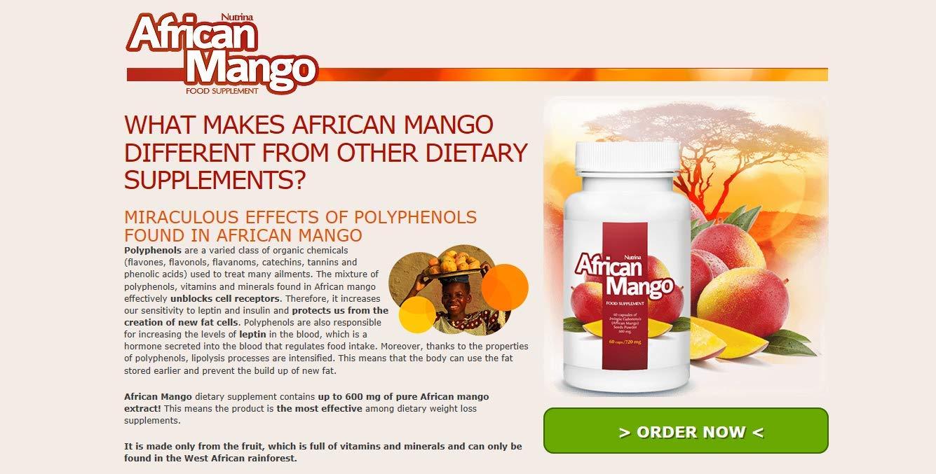 858acf37d ✅AFRICAN MANGO Premium  quema grasa eficaz