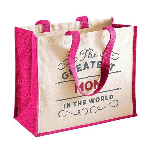 Bolsa de regalo de mamá, mamá cumpleaños, personalizable ...