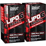 Nutrex Research Lipo-6 Black Ultra Concentrate...