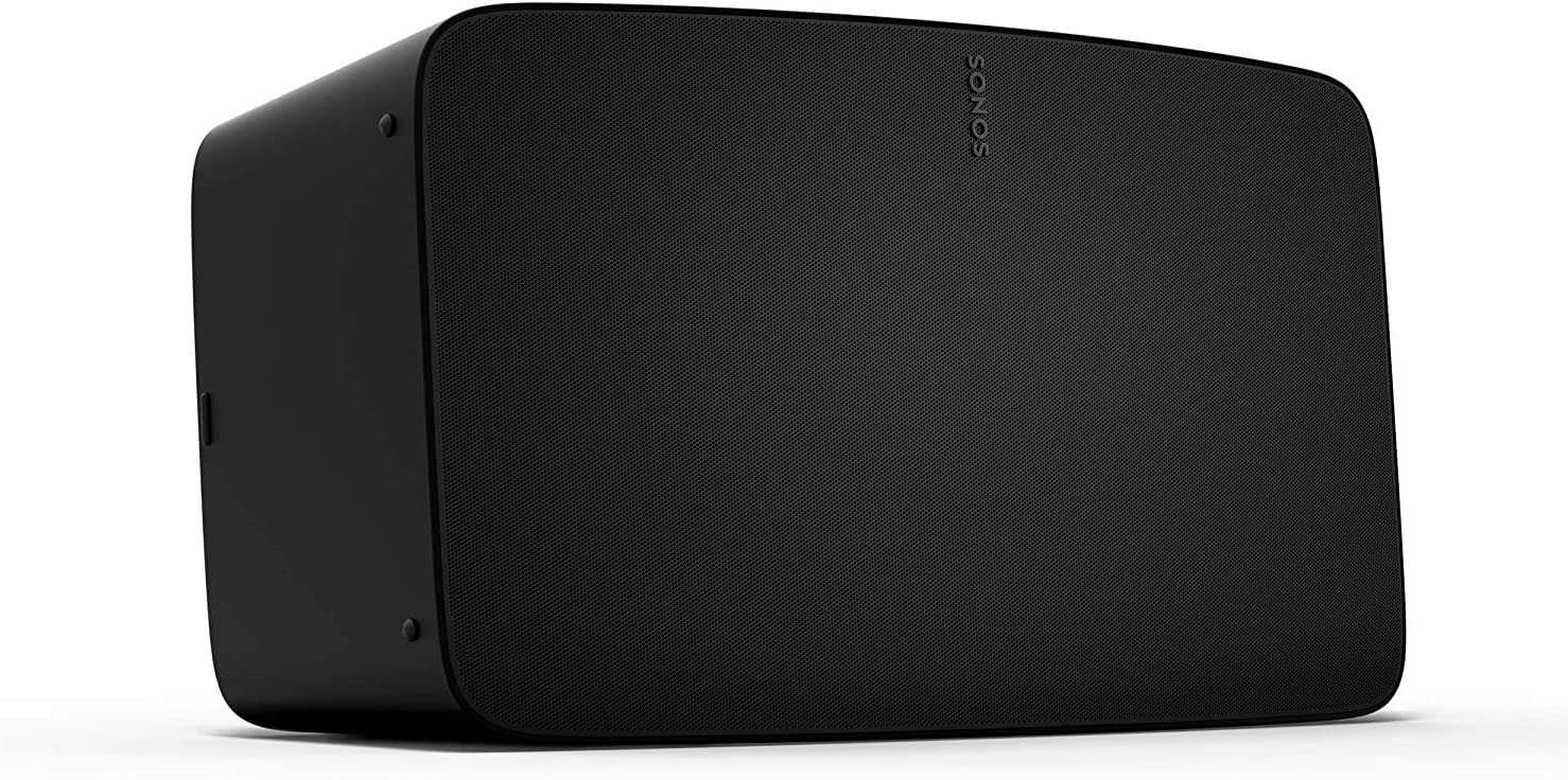 Sonos Five - The High-Fidelity Speaker For Superior Sound - Black