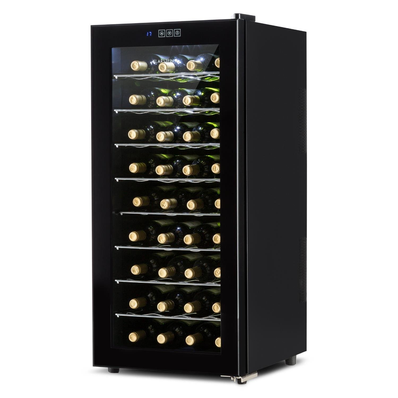 Klarstein Vivo Vino nevera para vino (capacidad de 36 botellas o ...