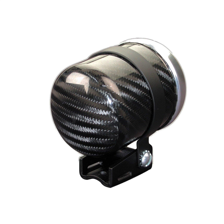 Auto Meter 2151 2-5/8' Carbon Fiber Electric Gauge Cup