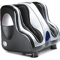 Fitness_Hub FH93 Foot & Leg Massage Machine Shiatsu Massager For Tired Feet, Legs, Calf, Plantar Fasciitis, Diabetics, Neuropathy |Increases Blood Flow Circulation | w/Heat Therapy, Deep Kneading