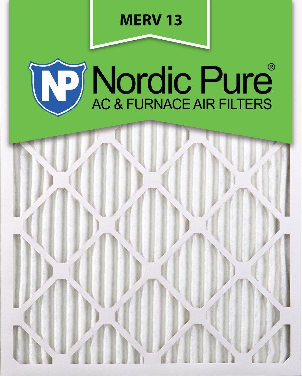 4 pack Accumulair Emerald 20x30x1 MERV 6 Air Filter