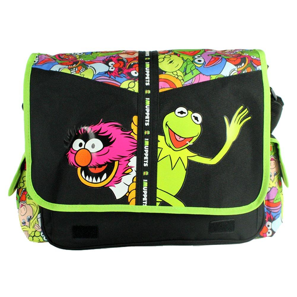 Disney Animal et Kermit Sac à bandoulière–The Muppents Sac à bandoulière KDJ