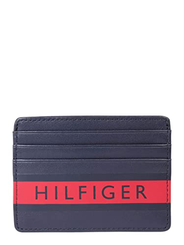 Tommy Hilfiger - Color Mix Cc Holder, Carteras Hombre, Rojo ...