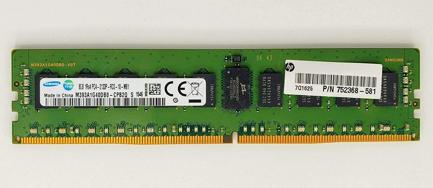 Cisco 8GB (1x8GB) DDR4 2133MHz 288 Pin PC4-17000 ECC DIMM 8GB ...