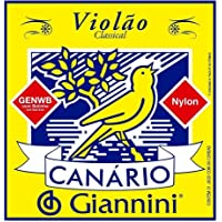 ENCORDOAMENTO VIOLAO NYLON CANARIO GENW