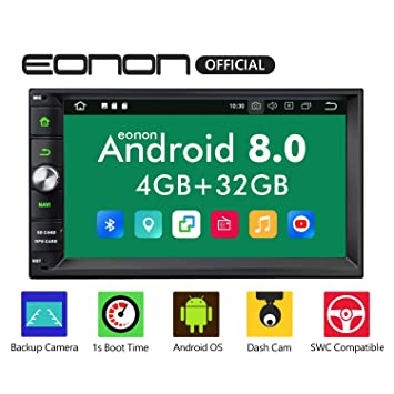 Double Din Car Stereo DVD Player,Eonon Android Car Stereo