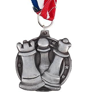 Amazon.com: Wholesale Ajedrez Ajedrez cuadrados Medallas ...