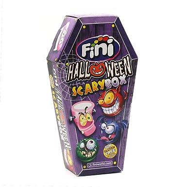 Halloween Scary Box Ataúd Surtido Gominolas FINI 99 g ...