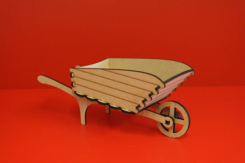Candy carretilla carrito mesa de la boda dulces decoración: Amazon.es: Hogar