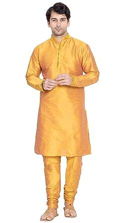 Amazon Com Kurta Pajama For Men Long Sleeve Kurta Pyjama Set Indian