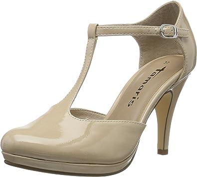 TALLA 40 EU. Tamaris 24428, Zapatos de Tacón para Mujer