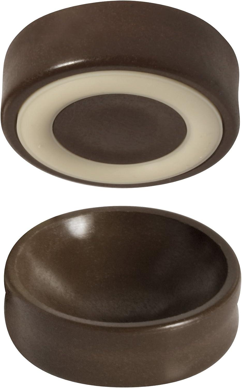 marr/ón Protecci/ón para ruedas para el suelo CB605