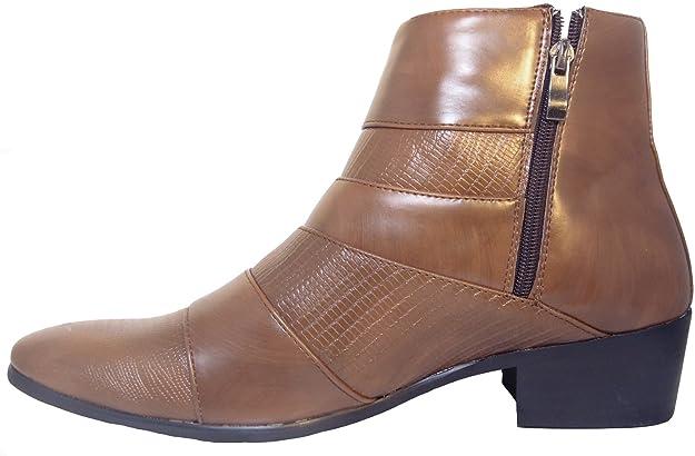 4a568c937d19 Classique , Herren Chelsea Boots, Braun - Brown Cuban - Größe  38 EU   Amazon.de  Schuhe   Handtaschen
