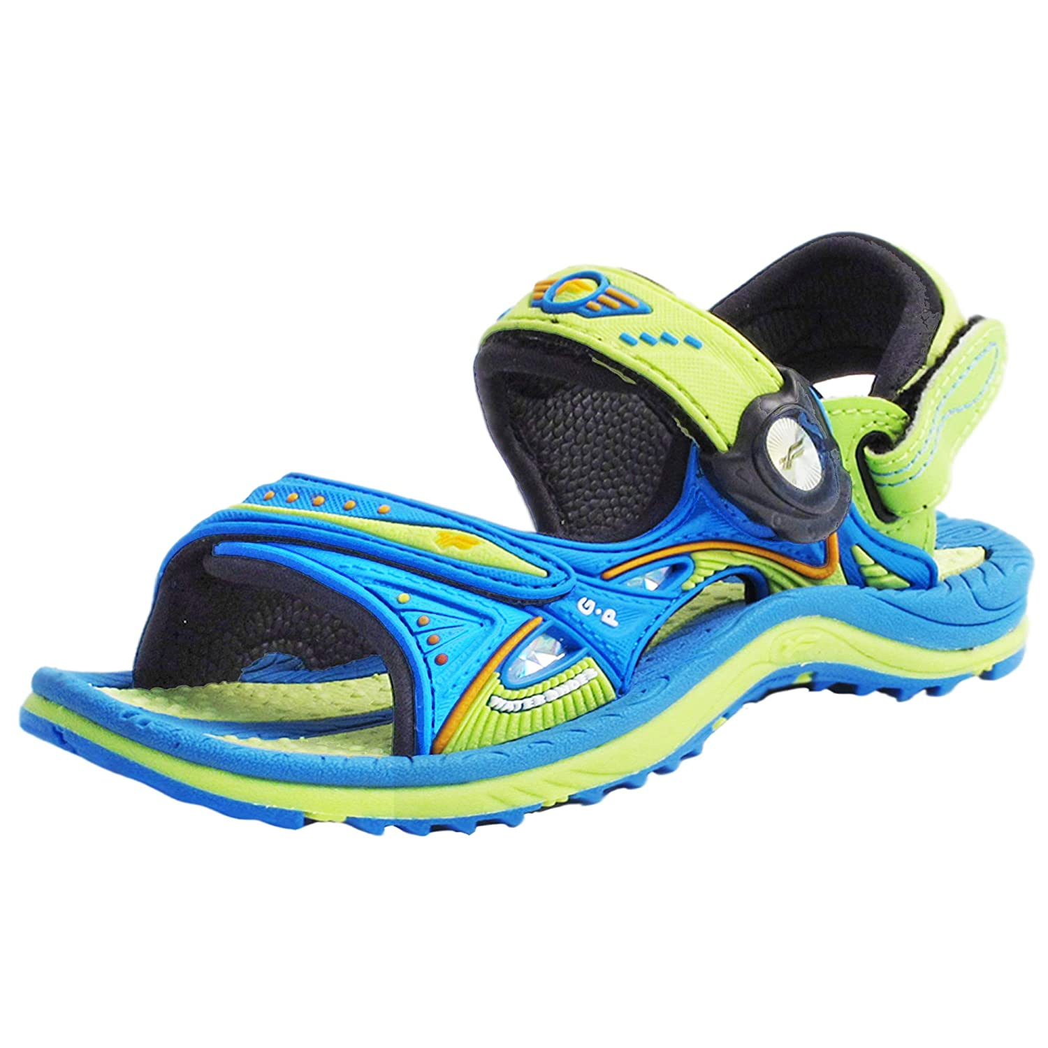 Gold Pigeon Shoes Kids Signature Light Weight Waterproof Sandals for Girls /& Boys