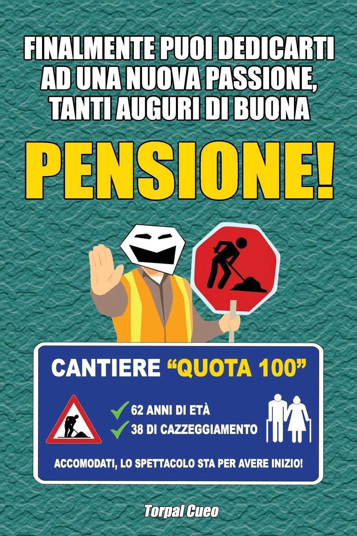 Pensione Biglietto Di Auguri A Libro Per Pensionato Dentro Al