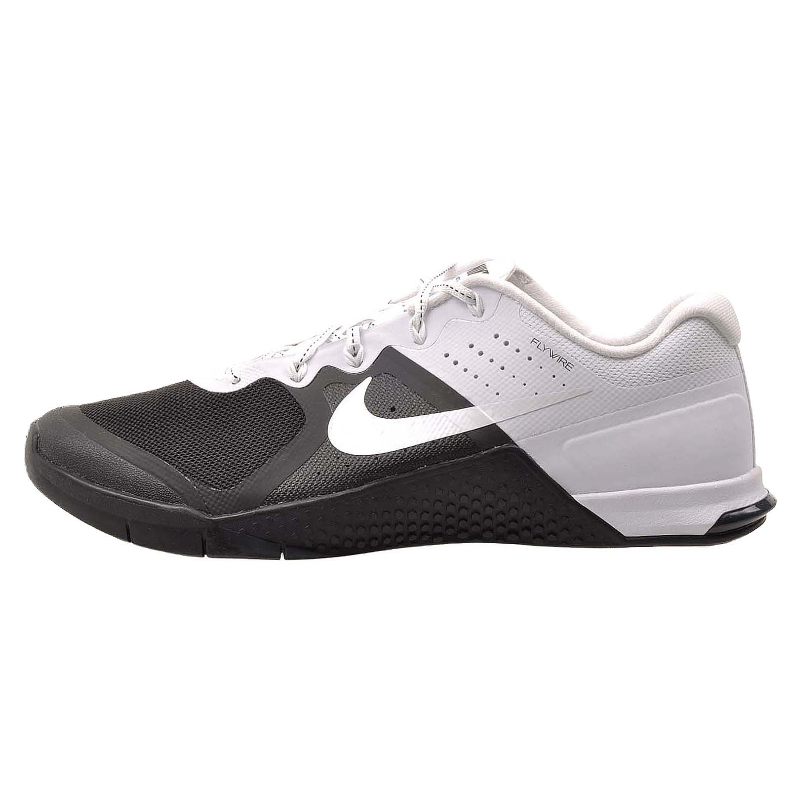 Nike Women's Wmns Metcon 2, Black / White, Size 11.5