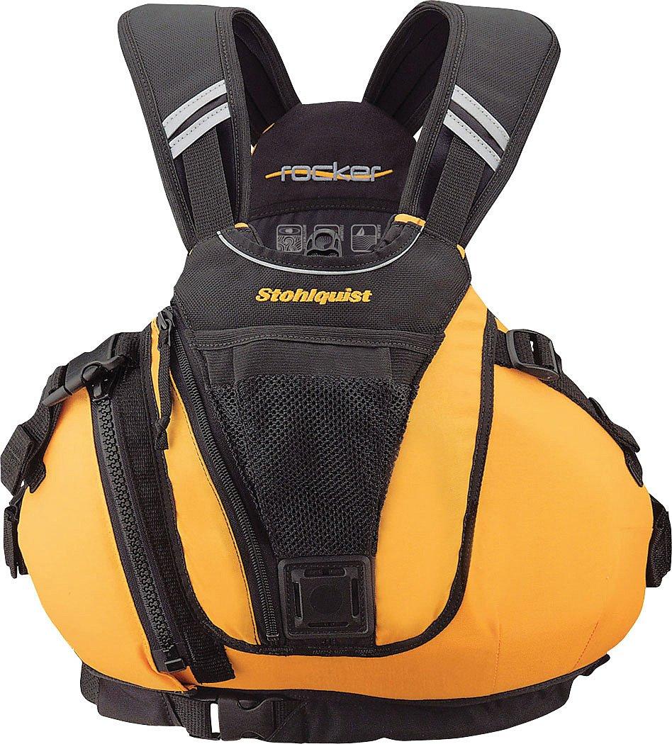 Stohlquist Rocker Personal Floatation Device, Mango, XX-Large