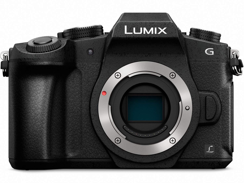 PANASONIC LUMIX G85 Body 4K Mirrorless Camera, Inbody Dual I.S 2.0, 16 Megapixels, 3 Inch Touch LCD, DMC-G85KBODY (USA Black) (Renewed)
