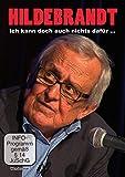 Dieter Hildebrandt : Ich kann doch auch nichts dafür ...