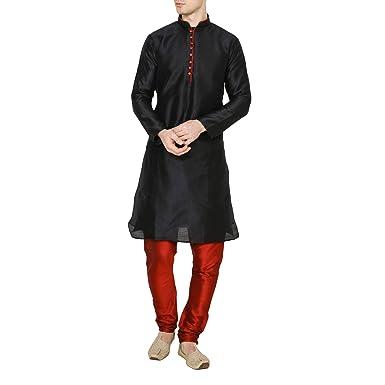 Royal Kurta Men s Kurta Pyjama Set  Amazon.in  Clothing   Accessories 6a8ca2442