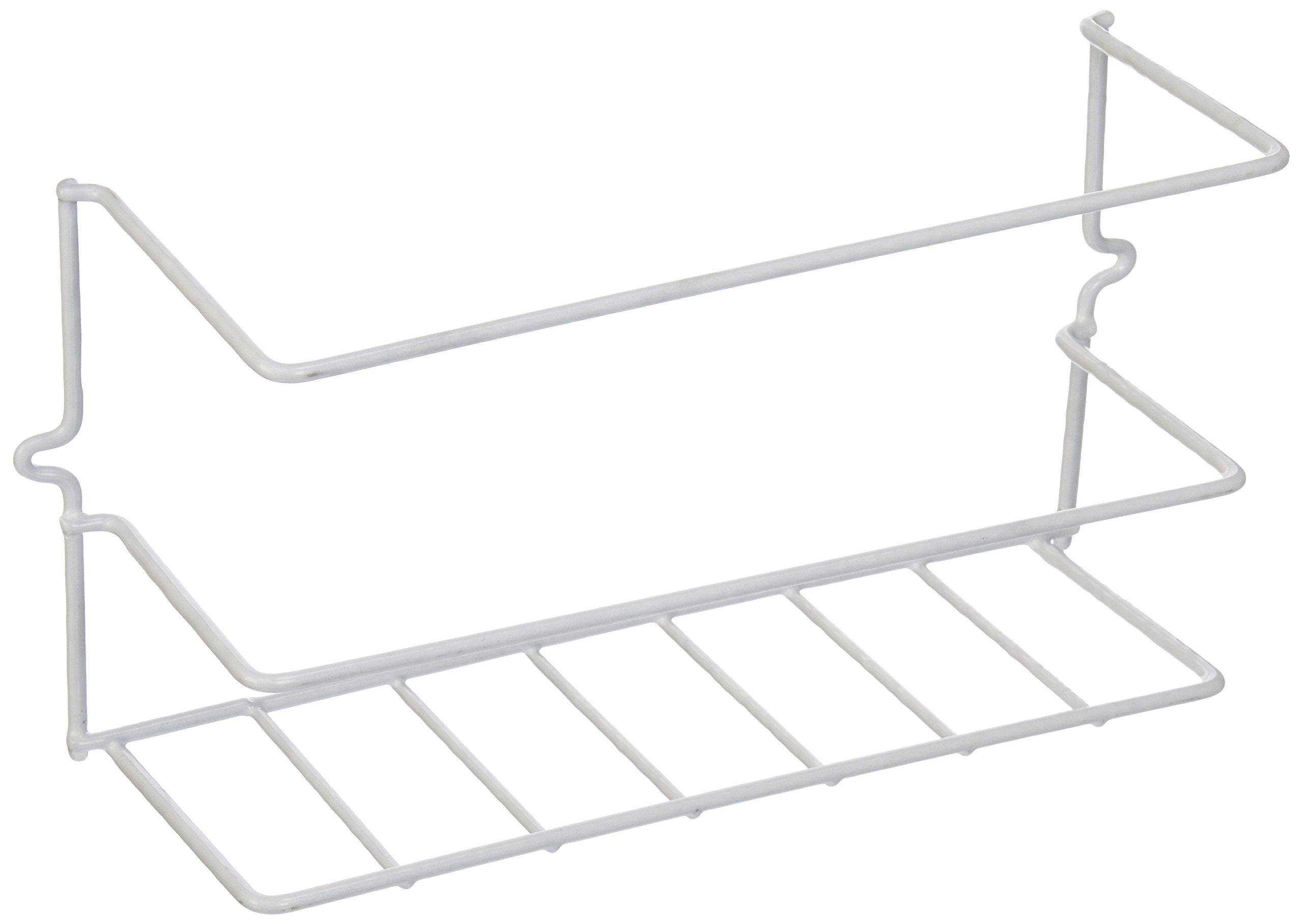 Panacea Grayline 40150 Plastic Lid Holder, White
