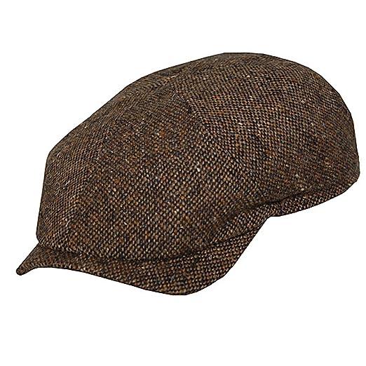 Wigens Milo Slim Fit Magee Newsboy Cap at Amazon Men s Clothing store  e83dadb960cc