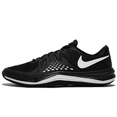 f5a44fcf3d9c Nike Women s Lunar Exceed TR Training Shoe Black White Size 7 ...